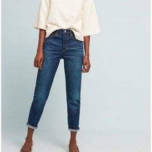 Levi's Wedgie Ultra High-Rise Straight Jean - Sz28